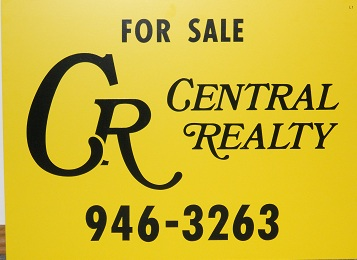 Central Realty Inc 001